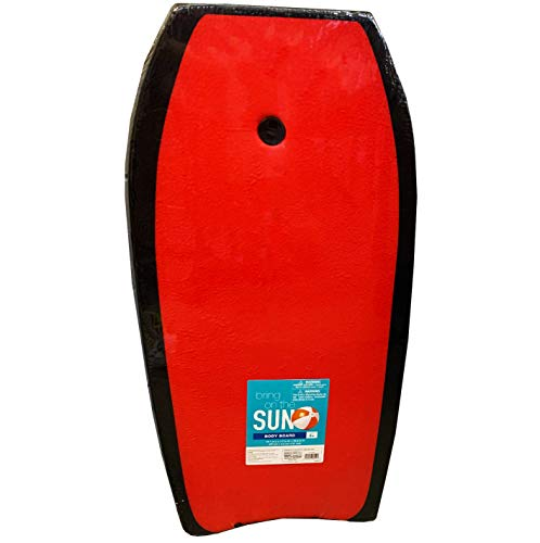Bodyboard 36in. Solid Red Pkg/1