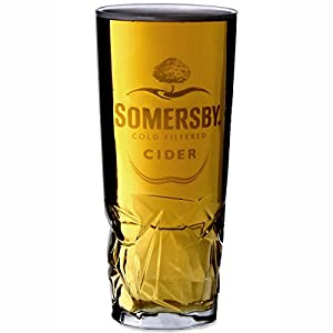 Somersby Cider Pint Glasses CE 20oz / 568ml - Set of 4 - Official ...