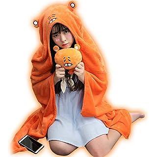 Anime Himouto Umaru-chan Cosplay Cloak Hoodies Coat Daily Fleece Cloak Limited