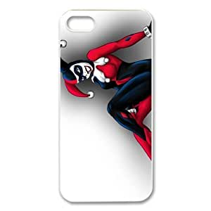 Harley Quinn iPhone Case for iphone 5/5s, Well-designed TPU iphone 5s Case, iphone accessories