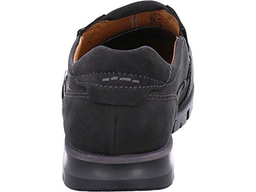 FRETZ men Meran, Sneaker Uomo Nero (Noir 51)