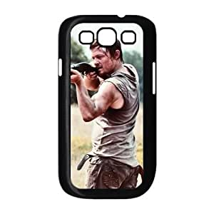Custom The Walking Dead Daryl Dixon Best Durable phone case cover for Samsung Galaxy S3 I9300 (Laser Technology) by mcsharks