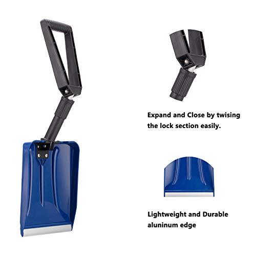 Buy folding shovel for car