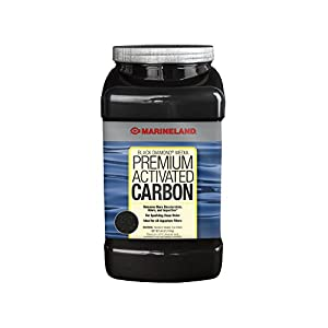 MarineLand Black Diamond Media Premium Activated Carbon 18