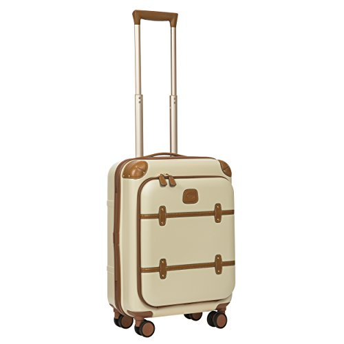 Bellagio 2.0 Ultra Light 21 Inch Carry On Business Spinner Trunk with Pocket by Bric's (Image #1)