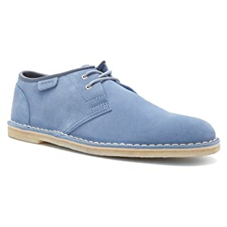 CLARKS Men's Jink,Powder Blue Suede,US 10.5 M (B00HV569AC) | Amazon price tracker / tracking, Amazon price history charts, Amazon price watches, Amazon price drop alerts