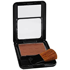 Black Radiance Pressed Powder, Rich Mahogany - 0.28 Oz