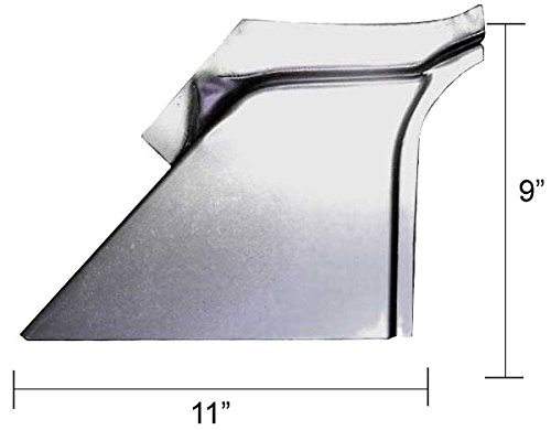 Footwell (Kick Panel) - LH - 67-72 Chevy GMC Truck