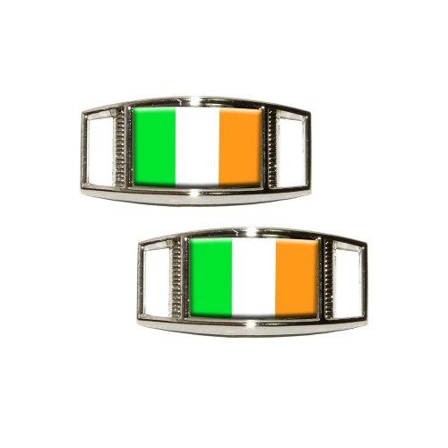 Ireland Sneaker Shoelace Rectangular Decoration
