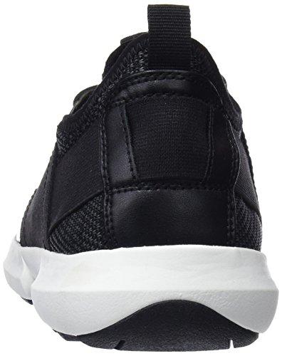 Sneaker Traccia U B Black Herren Geox Schwarz aqwPE