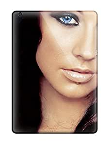 New Arrival Case Cover With TGeHqoJ9376AuWuj Design For Ipad Air- Christina Aguilera
