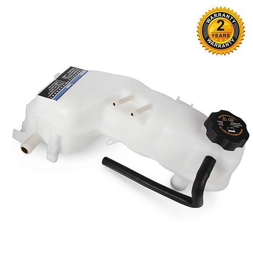 AutoHorizon 22712361 22683128 Radiator Coolant Recovery Tank Overflow Bottle For Chevy Cavalier Malibu ()