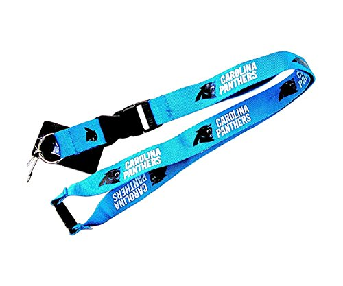 aminco NFL Carolina Panthers Team Lanyard ()