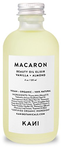 Macaron Beauty Oil, Kani Botanicals