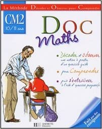 Livre Doc Maths CM2 10/11 ans epub, pdf