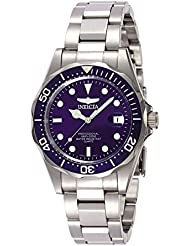 Invicta Men's 9204 Pro Diver Collection Silver-Tone Watch