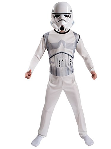 Kid Stormtrooper Costume (Star Wars Stormtrooper Action Costume)