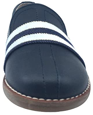 Hoo Shoes Boys /& Girls Hoova Slip On Banded Loafer Flat Shoe