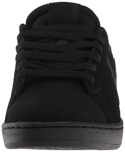 black Skateboardschuhe Herren Black Etnies FADER 536 Raw qX70cawc