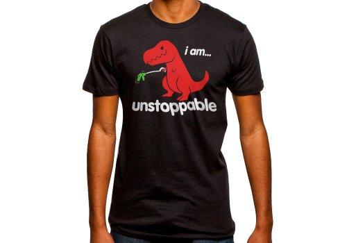 Unstoppable T-Rex T-Shirt (XXL)