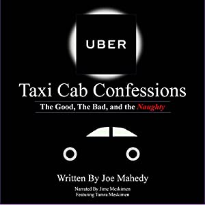 Uber Taxi Cab Confessions Audiobook