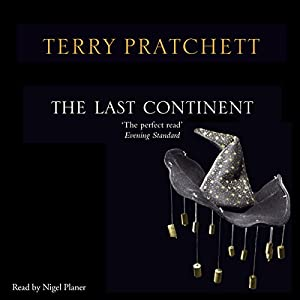 The Last Continent Audiobook