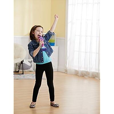 VTech Kidi Star Music Magic Microphone, Pink: Toys & Games