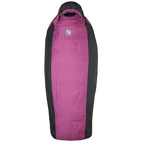 Big Agnes Slavonia 30-Degree Sleeping Bags (Intergrity), Regular Right Zipper, Outdoor Stuffs