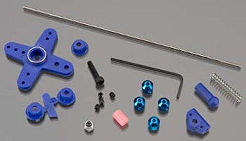Duratrax Servo Linkage Kit Blue