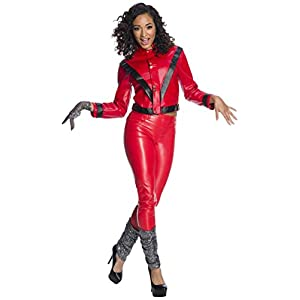 Halloween Michael Jackson Women's Costume