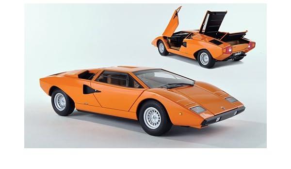 Amazon.com Lamborghini Countach LP400 , orange, 1974, Model