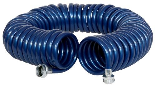 Rainmaker Revolution Coiled Garden Hose - 3/8