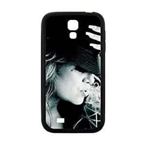 Artistic Fashion Unique Black galaxy s4 case
