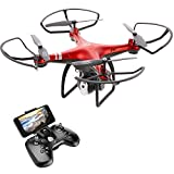Goolsky Dongmingtuo X8 Drone 2.4G 720P Camera FPV Wifi Drone Headless Mode Altitude Hold RC Quadcopter