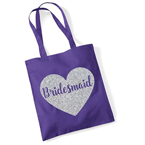 Hen Do Purple Sinclair Wedding Gift Tote Party Bag Bridesmaid Edward Bag Bag Hf0wW1qq