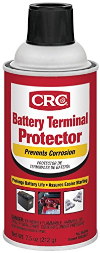 CRC 05046 Battery Terminal Protector - 7.5 Wt Oz. by CRC