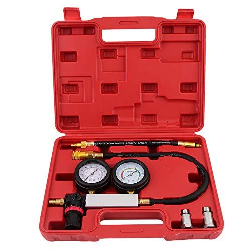 Matthew00Felix Car Vehicle Cylinder Leak-Down Tester Leakage Engine Compression Detector