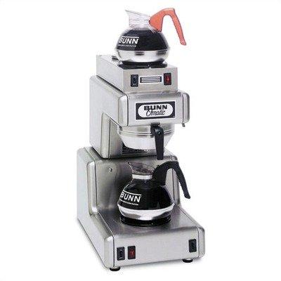 BUNN-OL-35-Automatic-Coffee-Brewer-w-1L1U-Warmer