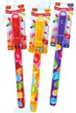 Jelly Belly Giant Bubble Wand - Colors May Vary (1 One - Piece Only!) by Little Kids