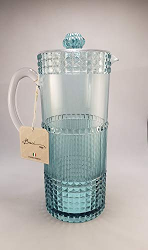 (Baci Milano Chic & Zen Collection Beverage Pitcher Acrylic Brand New)