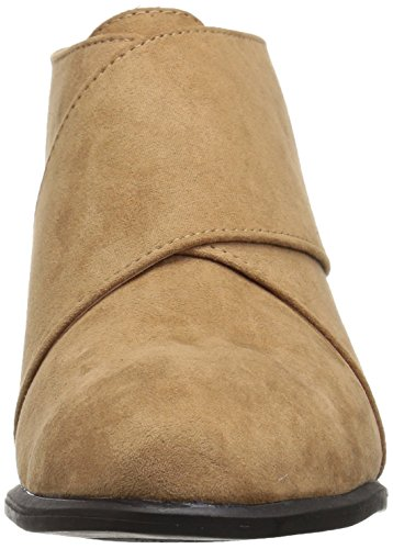 Brinley Co Women's Avita Ankle Boot Tan 2jONwE