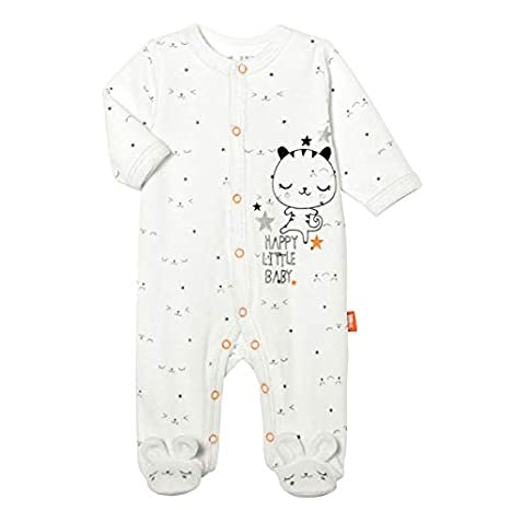 1cd69e65dbb60 Petit Béguin - Pyjama bébé velours Little Baby - Taille - 6 mois ...