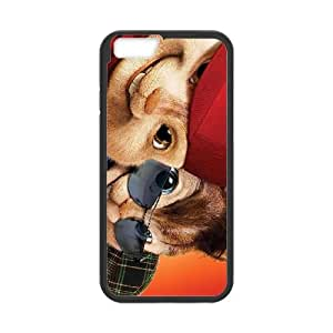 alvin and chipmunks iPhone 6 4.7 Inch Cell Phone Case Black ten-292034