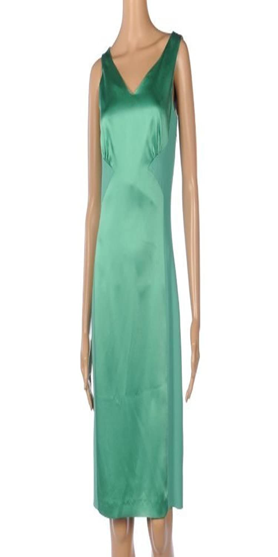 LOVE MOSCHINO Dress Green Sleeveless Size 40 / UK 8 FX 111