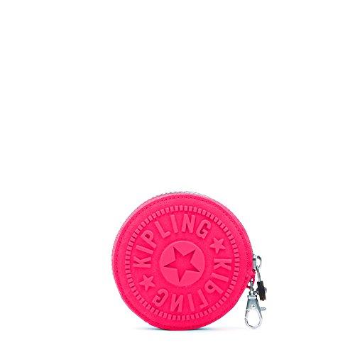 Kipling Marguerite Surfer Pink Coin Purse, Surferpink