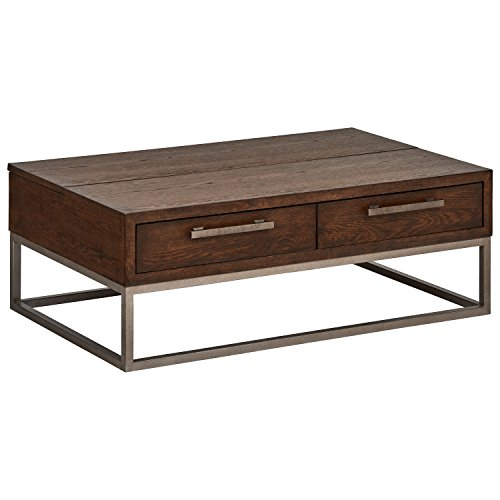 41ItX4uzckL - Stone-Beam-Glenwood-Storage-Coffee-Table-46-W-Oak