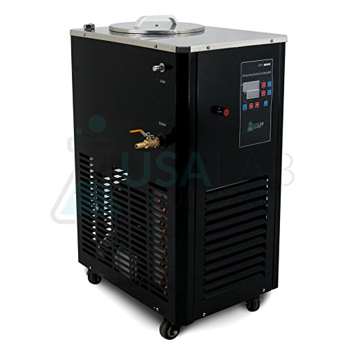 USA Lab 110V 5L -10°C to 99°C Magnetic Recirculating Heater Chiller
