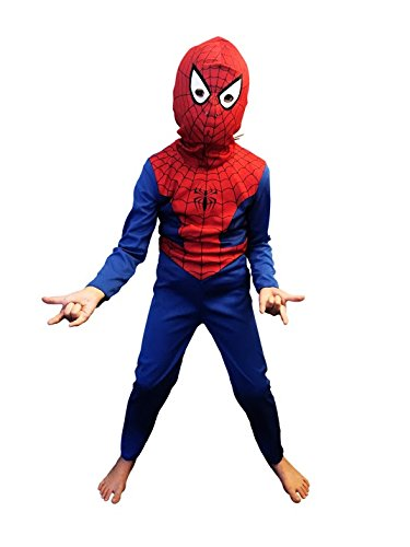 Marvel Dress Up Spiderman -