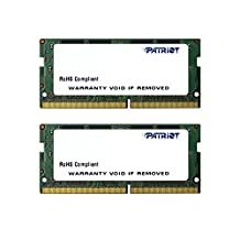 Patriot Signature Line 16GB (2 x 8GB) DDR4 PC4-17000 (2133MHz) CAS 15 PSD416G2133K