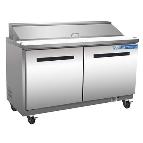 Refrigerated Salad Prep Table - Kratos Refrigeration 69K-770 48